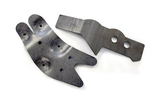 Suspension Components - Steering Parts - Rough Country Suspension - 5040   GM Frame Support Brackets