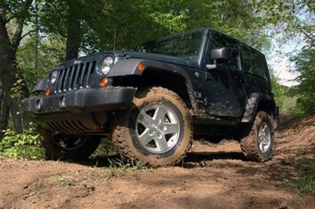 Rough Country Suspension - 651   1.75 Inch Jeep Suspension Lift Kit without Shocks - Image 2
