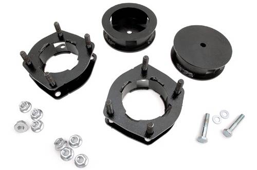 Suspension - Suspension Lift Kits - Rough Country Suspension - 664 | 2 Inch Jeep Suspension Lift Kit