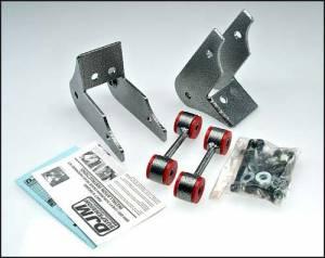 Suspension Components - Rear Install Kits - DJM Suspension - RK2000 | Rear Coil Spring Installation Kit