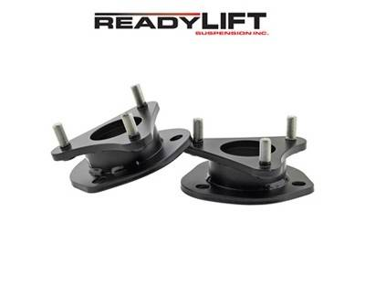 ReadyLIFT Suspensions - 66-1070 | 2 Inch Dodge Front Leveling Suspension (Strut Extension)
