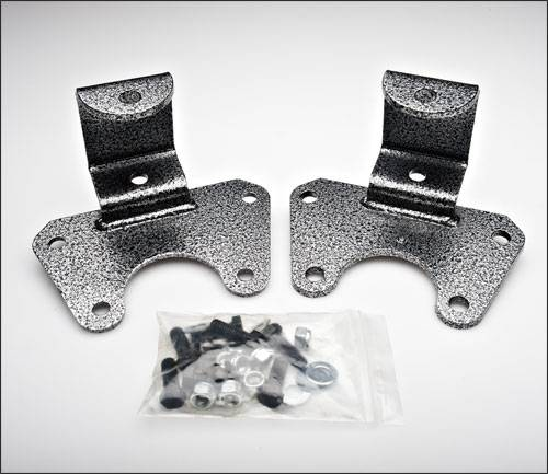 Suspension Components - Hanger Kits & Shackle Kits - DJM Suspension - 2 Inch Rear Lowering Leaf Spring Shackle Kit