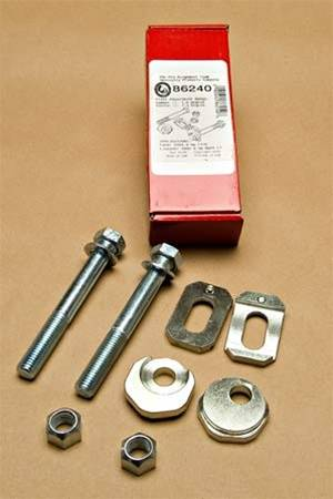 Replacement Parts - Alignment Kits - DJM Suspension - SP86240 | FordFactory Replacement Alignment Kit