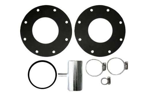 Titan Fuel Tanks - 2001-2004 GM LB7 Fit Kit
