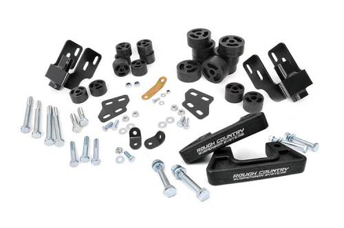 Spotlight Products - Daily Deals - Rough Country Suspension - 203 | 3.25 Inch GM Combo Lift Kit