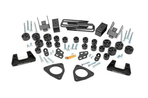 Spotlight Products - Daily Deals - Rough Country Suspension - 211 | 3.75 Inch GM Combo Lift Kit
