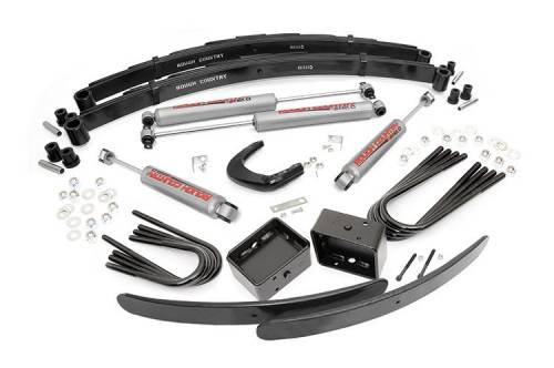 Suspension - Suspension Lift Kits - Rough Country Suspension - 125.20 | 6 Inch GM Suspension Lift Kit