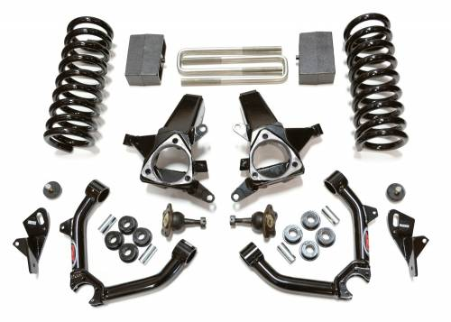 CST Suspension - CSK-C23-1 | GM 7 Inch Lift Kit - 2wd