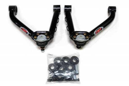 CST Suspension - 2007-2013 Chevrolet Silverado 1500, GMC Sierra Dirt Series Pro Joint UCA's - Stock Taper