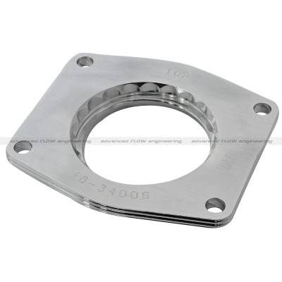 Performance - Throttle Body Spacers - AFE Power - Silver Bullet Throttle Body Spacer; GM Trucks 2014 V8-5.3L