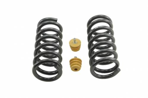 "Suspension Components - Front Coil Springs - Belltech Suspension - 02-05 Dodge Ram (Quad Cab, inc. Hemi) 2"" Drop"