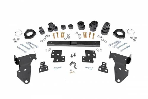 Suspension - Body Lift Kits - Rough Country Suspension - 924 | 3.25 Inch GM Combo Lift Kit