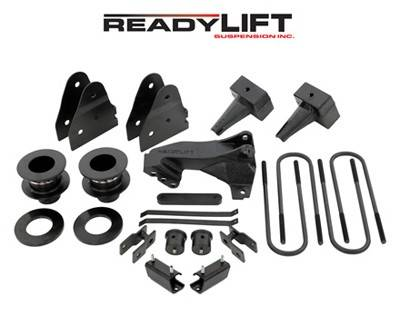 Suspension - Suspension Lift Kits - ReadyLIFT Suspensions - 69-2535 | 3.5 Inch Ford SST Lift Kit - 3.5 F / 3.0 R