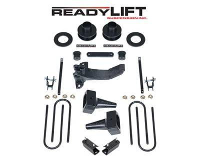 Suspension - Suspension Lift Kits - ReadyLIFT Suspensions - 69-2524 | 2.5 Inch Ford SST Lift Kit - 2.5 F / 2.0 R