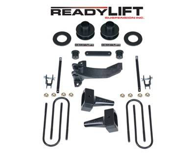 Ready Lift Suspension - 2005-2007 Ford F-350 Super Duty 4wd 2.5 Inch leveling Kit - Tow Package