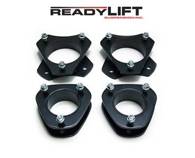 Suspension - Suspension Lift Kits - ReadyLIFT Suspensions - 69-2070 | 3 Inch Ford SST Lift Kit - 3.0 F / 2.0 R