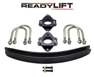 Suspension - Suspension Lift Kits - ReadyLIFT Suspensions - 69-5510 | 2.75 Inch Toyota SST Lift Kit - 2.75 F / 1.0 R
