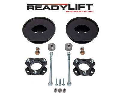 Suspension - Suspension Lift Kits - ReadyLIFT Suspensions - 69-5010 | 2.5 Inch Toyota SST Lift Kit - 2.5 F / 1.5 R