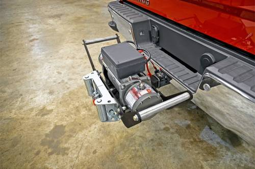 Rough Country Suspension - RS109 | 2in Receiver Winch Cradle - Image 2