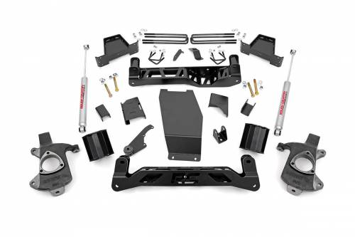 Spotlight Products - Daily Deals - Rough Country Suspension - 226.20 | 6 Inch GM Suspension Lift Kit | Knuckle Kit
