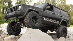 Vehicle Specific Products - Just Jeeps - XJ Cherokee
