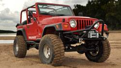 Vehicle Specific Products - Just Jeeps - TJ Wrangler