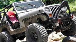 Vehicle Specific Products - Just Jeeps - YJ Wrangler