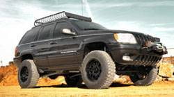 Vehicle Specific Products - Just Jeeps - WJ Grand Cherokee