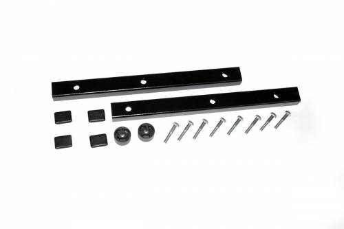 Just Jeeps - TJ Wrangler - Rough Country Suspension - 2003-2006 Jeep TJ Wrangler Transfer Case Drop Kit