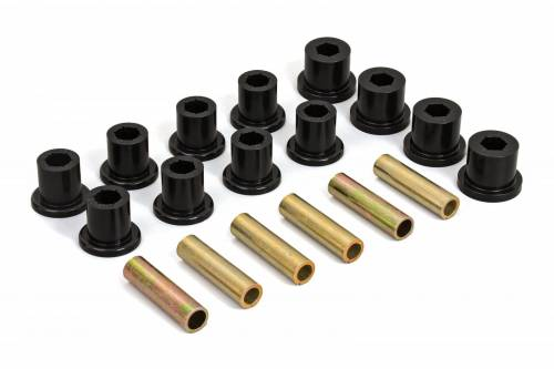 Suspension Components - Control Arms - Daystar Suspension - Jeep CJ 76-86 Spring Shackle Bushings Front