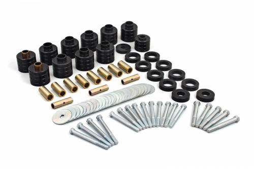 Daystar Suspension - KJ04503BK | Jeep 1 Inch Body Lift Kit