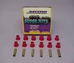 "Suspension Components - Hanger Kits & Shackle Kits - Daystar Suspension - Dodge 69-92 Front or Rear Spring Bushings 1 1/4""Eye"
