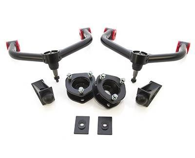 ReadyLIFT Suspensions - 66-1026 | 2.5 Inch Dodge Front Leveling Kit with Upper Control Arm