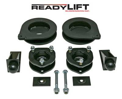 Suspension - Suspension Lift Kits - ReadyLIFT Suspensions - 69-1030 | 2.5 Inch Front / 1.5 Inch Rear - 4wd Only