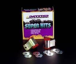 Accessories - Rebuild and Service Kits - Daystar Suspension - Jeep YJ, TJ, XJ 6 Cylinder Motor Mounts