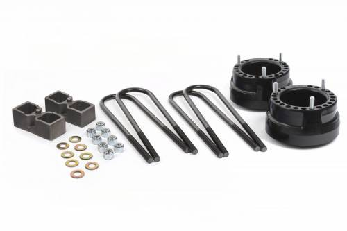 Suspension - Suspension Leveling Kits - Daystar Suspension - 1994-2013 Dodge Ram 2500/3500 4wd 2 Inch Lift Kit (Dana 70 Rear Axe)