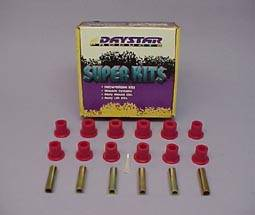 Accessories - Rebuild and Service Kits - Daystar Suspension - 1967-1987 Chevrolet Suburban 2/4wd Frame Shackle Bushing Rear