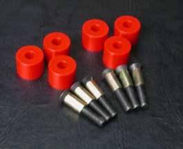 Drivetrain - Transfer Case Parts - Daystar Suspension - 1987-2006 Jeep YJ, TJ Wrangler 1 Inch Transfer Case Drop Kit