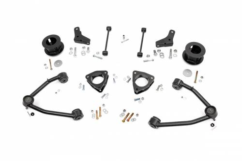 Suspension - Suspension Lift Kits - Rough Country Suspension - 192.20 | 3.5 Inch GM Suspension Lift Kit