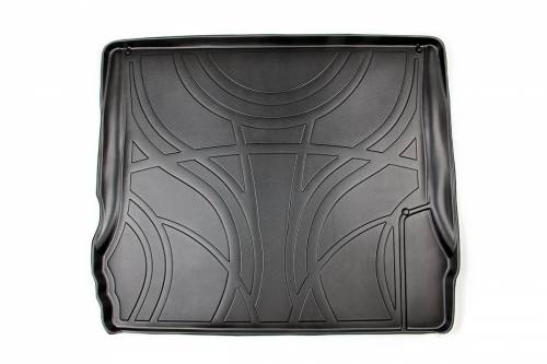 Interior - Floor Mats & Cargo Liners - Rough Country Suspension - 2014-2015 Jeep Cherokee Heavy Duty Cargo Liner