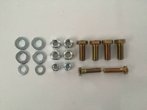 Mcgaughys Suspension Parts - 34044 | GM Rear Shock Extenders - Image 4