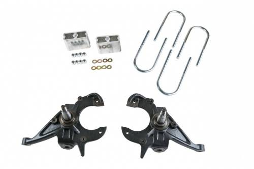 Belltech Suspension - 1982-2004 GM S10/S15 (Std Cab), 1983-1997 GM Blazer/Jimmy 2/3 w/O Shocks