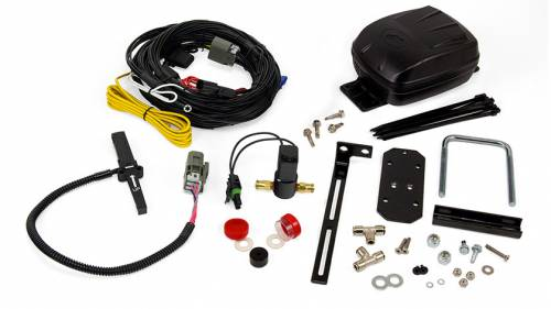 Tow & Haul - Compressor Systems - Air Lift Company - 25490 | Smart Air II - Automatic Leveling - Single Path