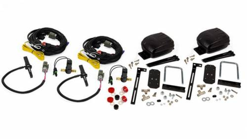 Tow & Haul - Compressor Systems - Air Lift Company - 25491 | Smart Air II - Automatic Leveling - Dual Path