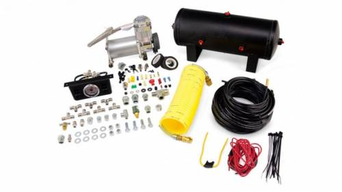 Tow & Haul - Compressor Systems - Air Lift Company - 25572 | Double Quick Shot Compressor System