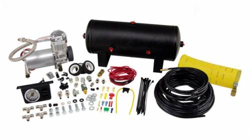 Tow & Haul - Compressor Systems - Air Lift Company - 25690 | Single Quick Shot Compressor System