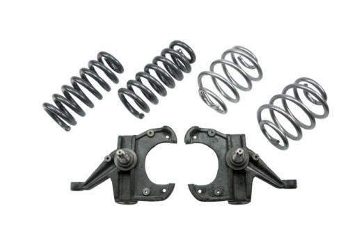 Belltech Suspension - 1963-1970 Chevrolet, GMC C-10 Pickup 2wd 4/5 Lowering Kit - No Shocks
