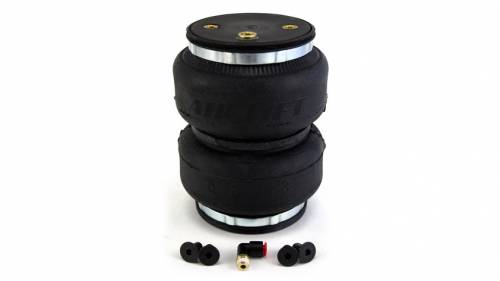 Air Lift Company - 84297   Replacement Air Spring LoadLifter 5000 Ultimate bellows type w/ internal jounce bumper - Image 1