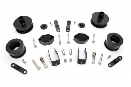 Suspension - Suspension Lift Kits - Rough Country Suspension - 656 | 2.5 Inch Jeep Suspension Lift Kit