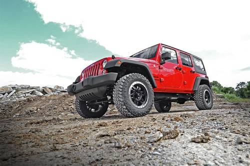 Rough Country Suspension - 656 | 2.5 Inch Jeep Suspension Lift Kit - Image 3